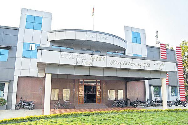 Masterpans ready for 23 municipalities - Sakshi