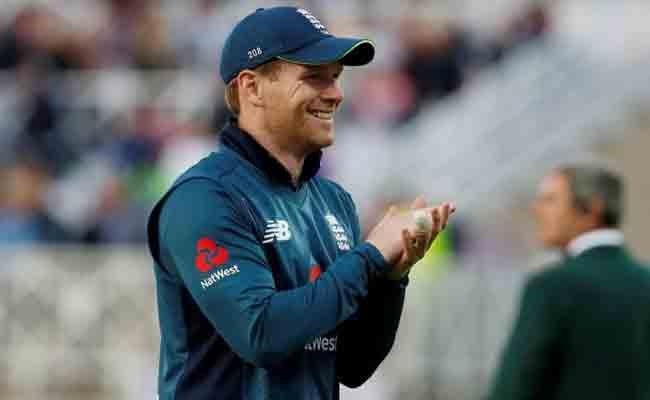 Eoin Morgan First England cricketer to play 200 ODIs - Sakshi