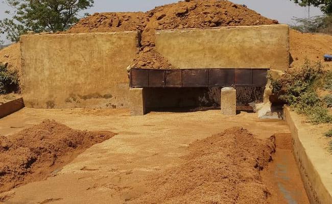 Sand Mafia In Nagarkurnool District - Sakshi