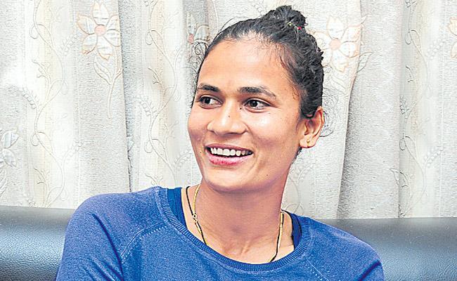 Andhra Pradesh girl selected for womens Series finals tournament - Sakshi