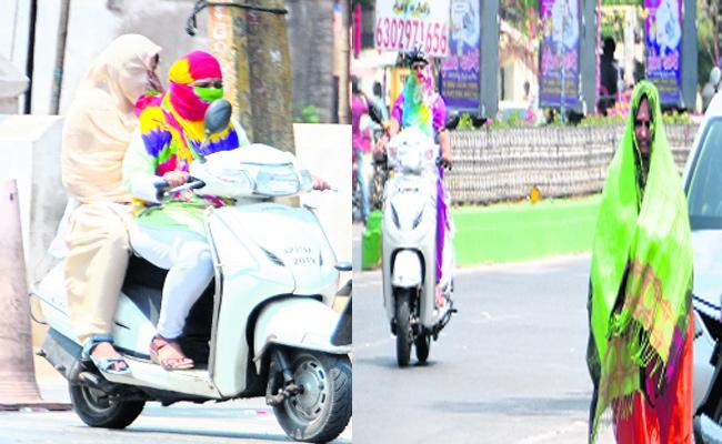 Summer Heat Rises in Prakasam - Sakshi