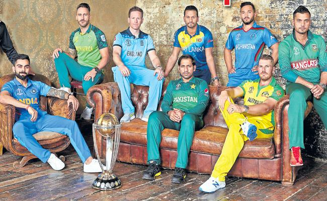 ICC Cricket World Cup 2019 Opening Ceremony - Sakshi