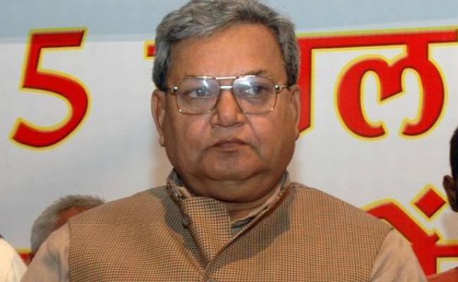 Nitish Very Selfish Says BJP MP Gopal Singh - Sakshi