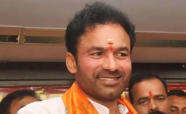 Kishan Reddy Gets Ministry Of State For Home Affairs - Sakshi