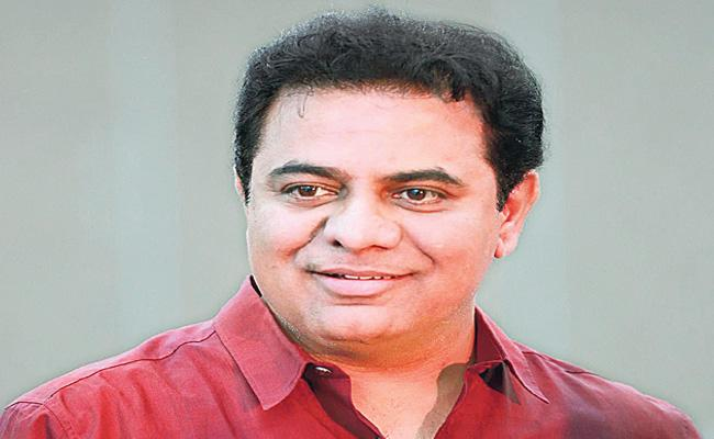 KTR Invited To World Economic Forum On India - Sakshi