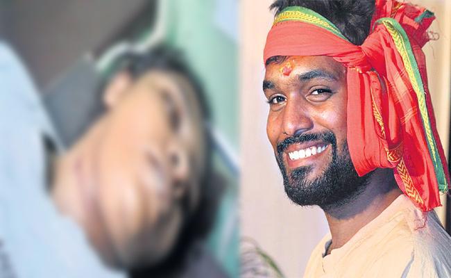 Boyfriend Commits Suicide After Lover Death in Hyderabad - Sakshi