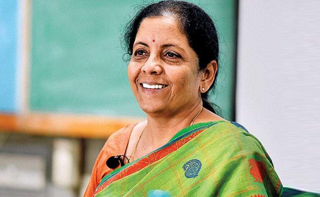 Nirmala Sitharaman Get Central Minister Post - Sakshi