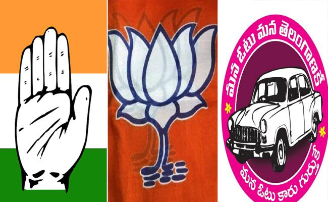 Full Competition In Telangana  ZPTC And MPTC Elections Warangal - Sakshi