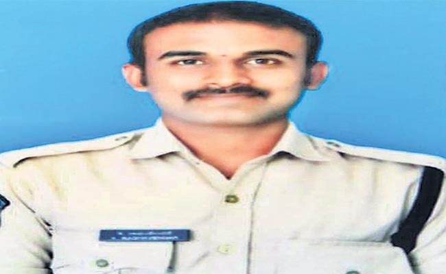 Constable Successful Life Story Rangareddy - Sakshi