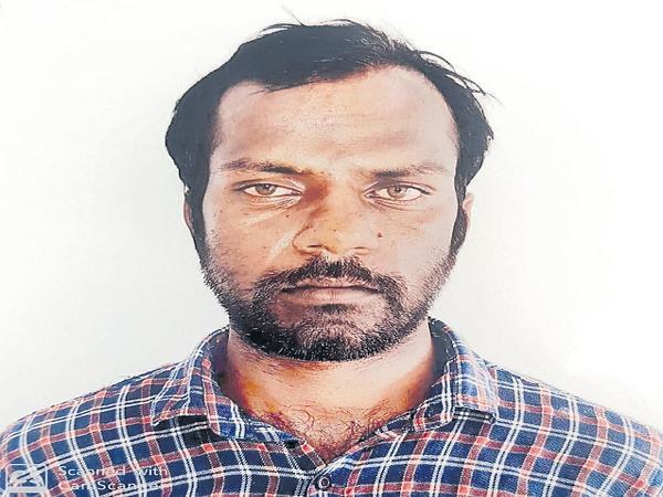 Special Surveillance with cc cameras on Srinivas Reddy - Sakshi