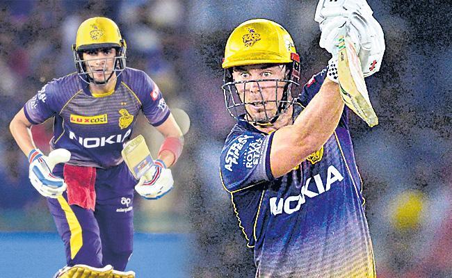 IPL 2019 Kolkata Win By 7 Wickets Against Punjab - Sakshi