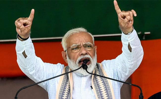 Narendra Modi to visit Odisha on May 6 to take stock of the situation - Sakshi