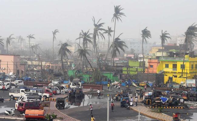 NEET Exam Postponed In Odisha Due To Cyclone Fani - Sakshi