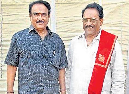 paruchuri brothers lifetime achievement award - Sakshi