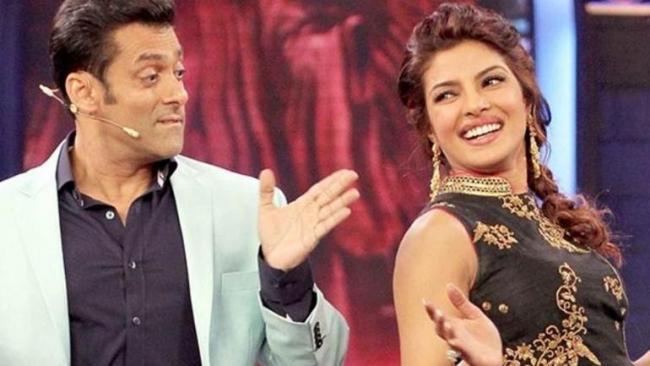 Salman Khan Again Takes A Dig At Priyanka Chopra Exit From Bharat - Sakshi