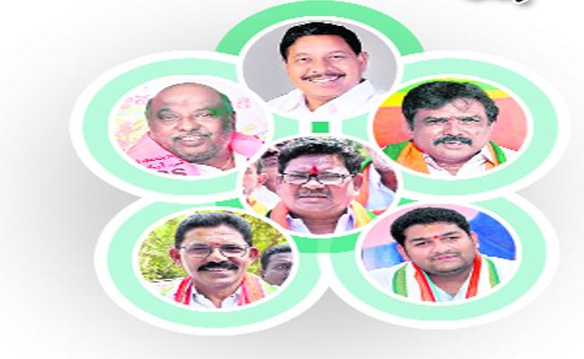 Telangana ZPTC And MPTC Elections Ends Campaign - Sakshi