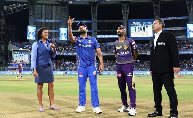 KKR seek play offs berth, Mumbai look to finish in top two - Sakshi