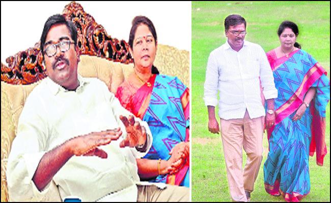 Personal Time With Khammam MLA Puvvada Ajay Kumar - Sakshi