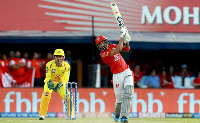 Kings Punjab Beat CSK By 6 Wickets - Sakshi