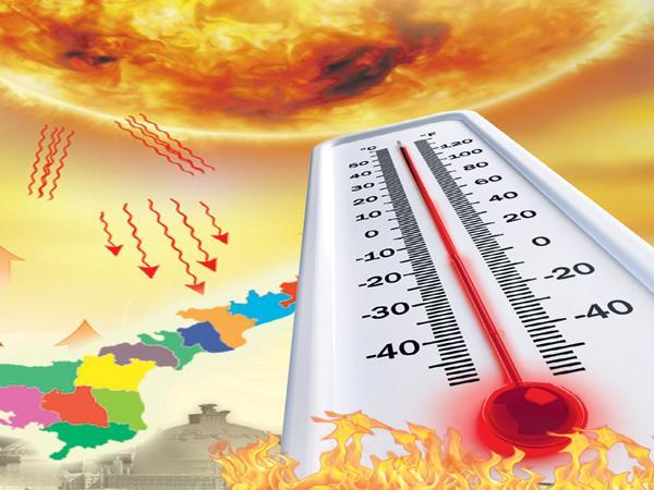 Increasing temperatures in the state - Sakshi