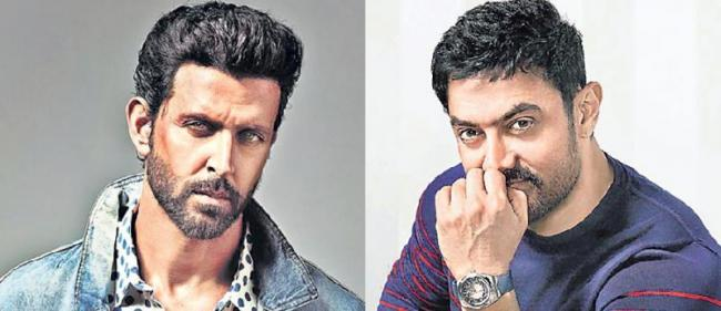 Aamir Khan Laal Singh Chaddha Clash With Hrithik Roshan Krrish 4 on Christmas - Sakshi