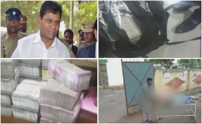IT Raids On Tamilnadu Martin Groups - Sakshi