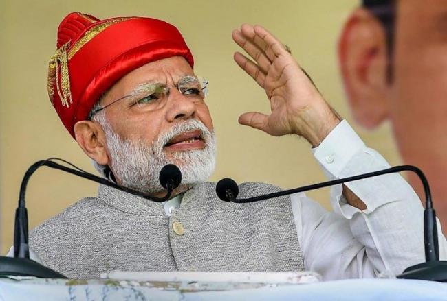 EC gives another clean chit to PM Modi - Sakshi