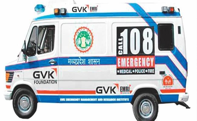 TDP Government Negligence On 108 Ambulance - Sakshi