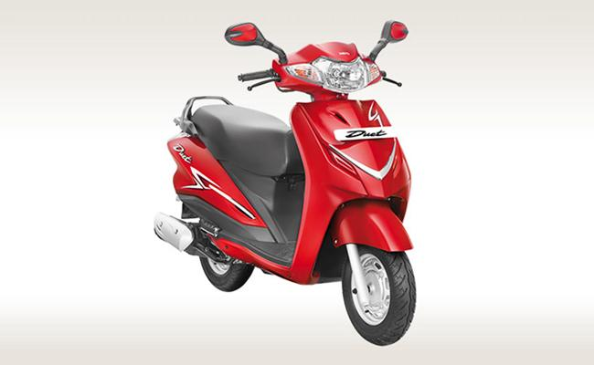 Hero MotoCorp Launches buyback Scheme for Scooters - Sakshi