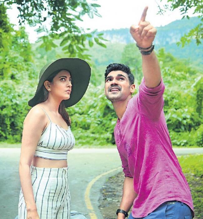 Kajal Aggarwal starrer Sita to release on May 24 - Sakshi