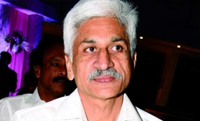 YSRCP MP Vijayasai Reddy Slams Chandrababu Naidu In Twitter - Sakshi