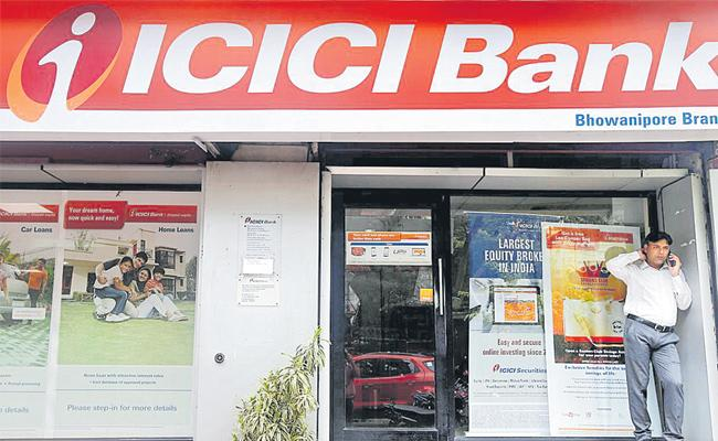 Higher expenses drag down ICICI Bank Q4 net profit to - 969 crore - Sakshi
