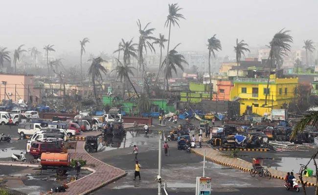 Sakshi Editorial On Odisha Response Over Cyclone Fani