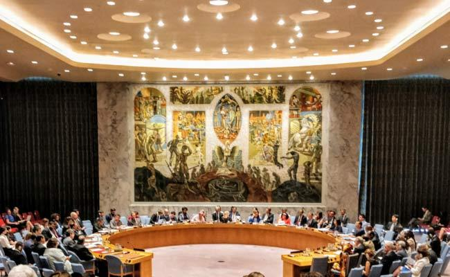 France Demands For Permanent Membership In UN Security Council - Sakshi