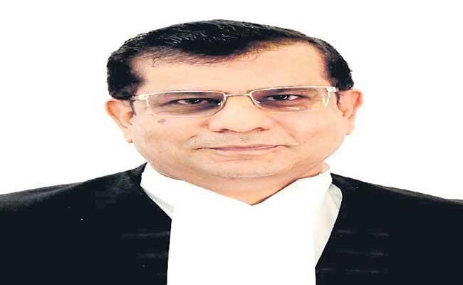 Justice Raghvendra Singh Chauhan Says Courts Increasing According To Cases - Sakshi