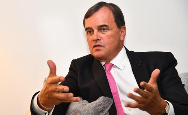 British High Commissioner To India Dominic Asquith Visits Hyderabad - Sakshi