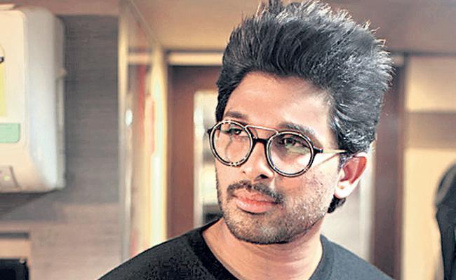 Allu Arjun reminisces Arya' says, It changed my life - Sakshi