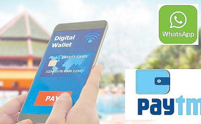 WhatsApp Pay may end Paytm hegemony in India - Sakshi