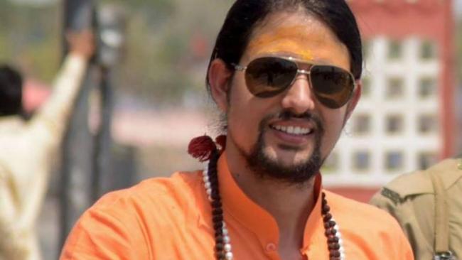 Yoga Guru Anand Giri Arrested In Australia - Sakshi