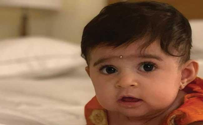 Actor Yash Share The First Picture Of His Daughter In Social Media - Sakshi
