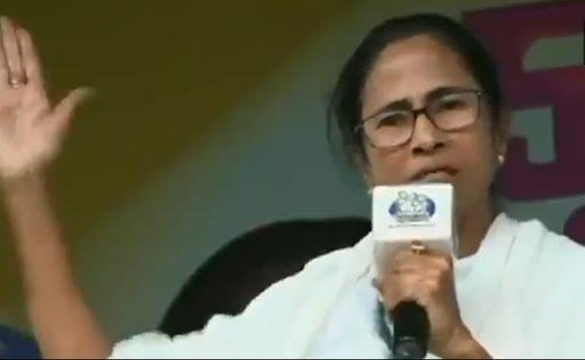 Mamata Banerjee Wanted To Give PM Modi A Tight Slap Of Democracy - Sakshi