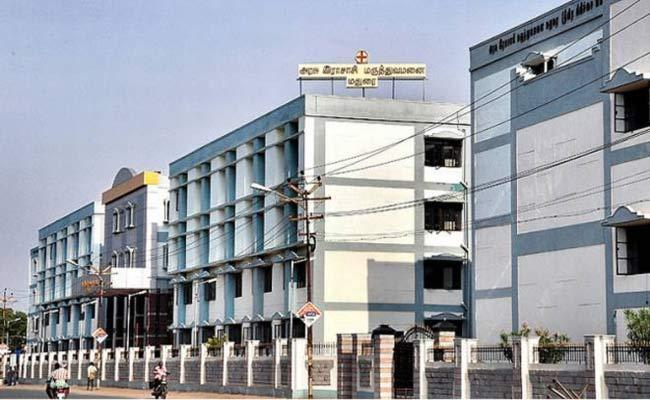 three die in Madurai government hospital due to power cut  - Sakshi