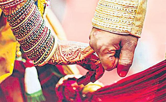 Wedding Season Starts in Hyderabad - Sakshi