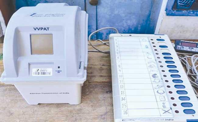 Sakshi Editorial On Opposition Demand Over VVPAT Counting
