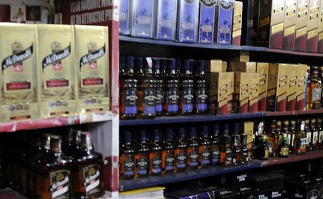 Alcohol Sales Increased In Mahabubnagar - Sakshi