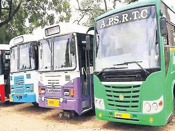 NMU Gives Strike Notice To RTC MD With 19 demands - Sakshi