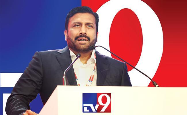 TV9 removes Ravi prakash as CEO - Sakshi