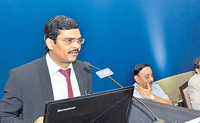AURIC to attract Rs 70000 cr investment in 5 yrs: Gajanan - Sakshi