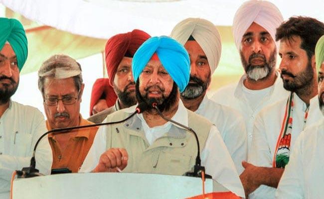 Amarinder Singh Slams Sunny Deol Over His Comments On Surgical Strikes - Sakshi