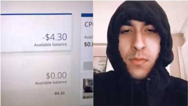 TikTok Video Shows Man Changes Bank Balance While Shopping Online - Sakshi